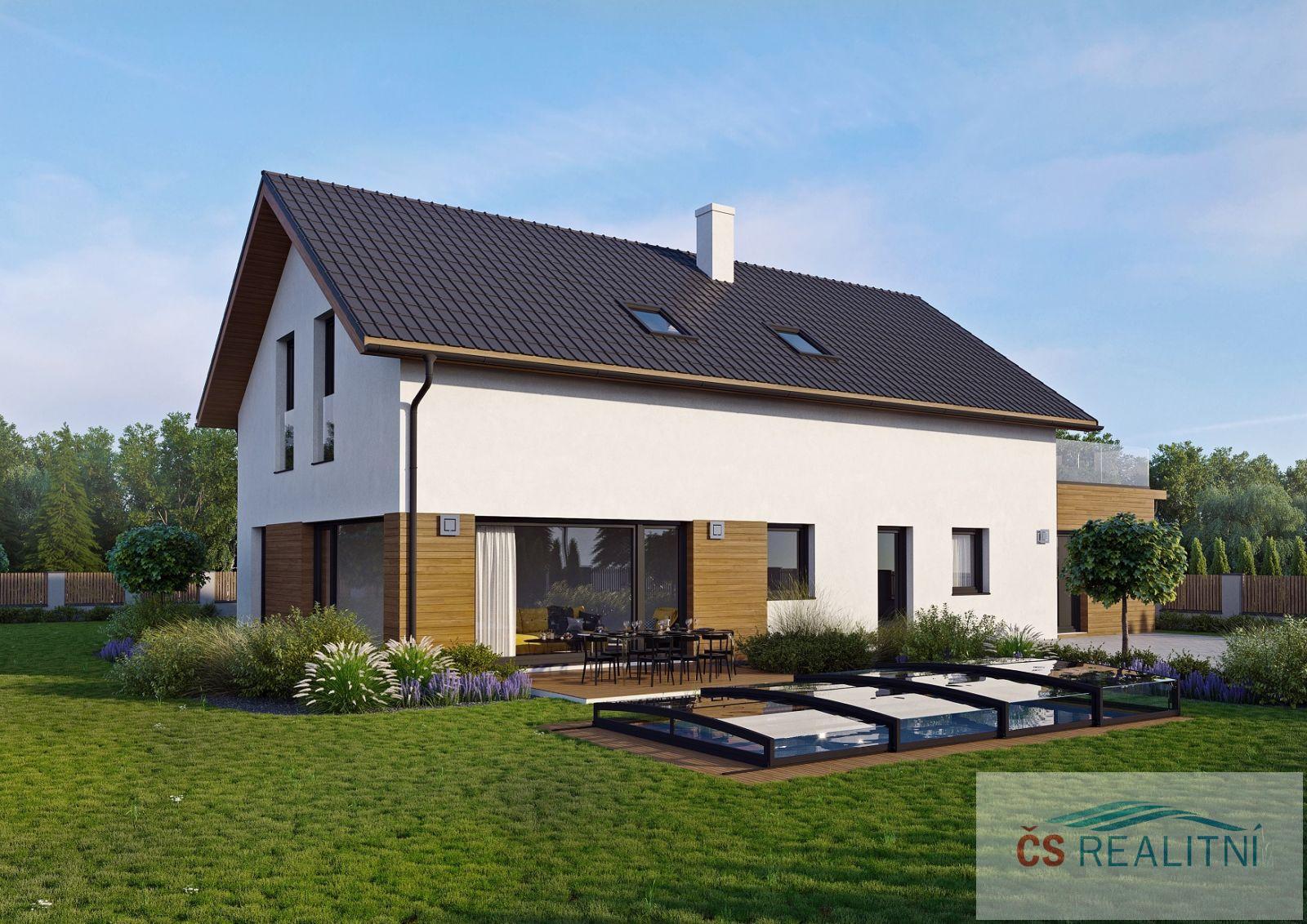 Prodej, Dům RD samostatný, 226m2, Liberec XIX-