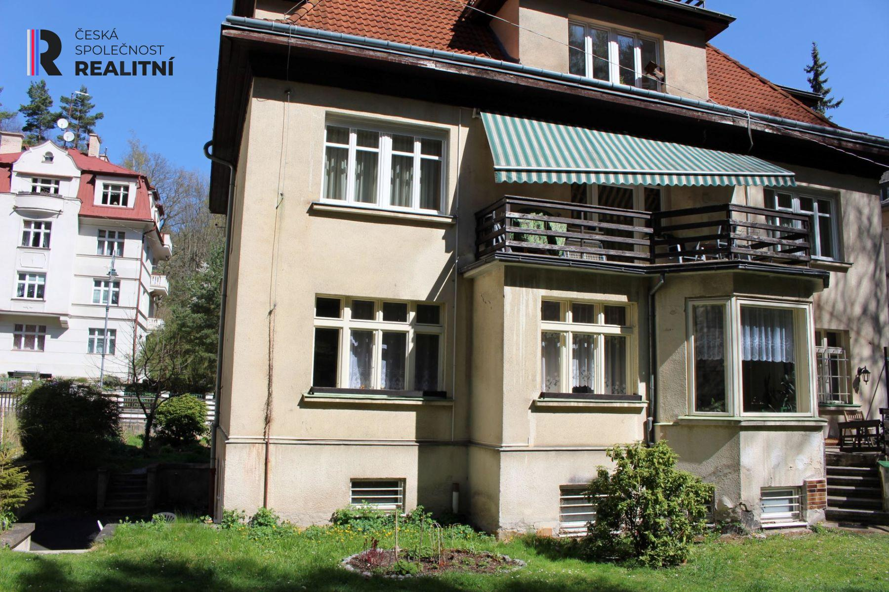 Prodej, Byt 3+kk s garáží, Karlovy Vary