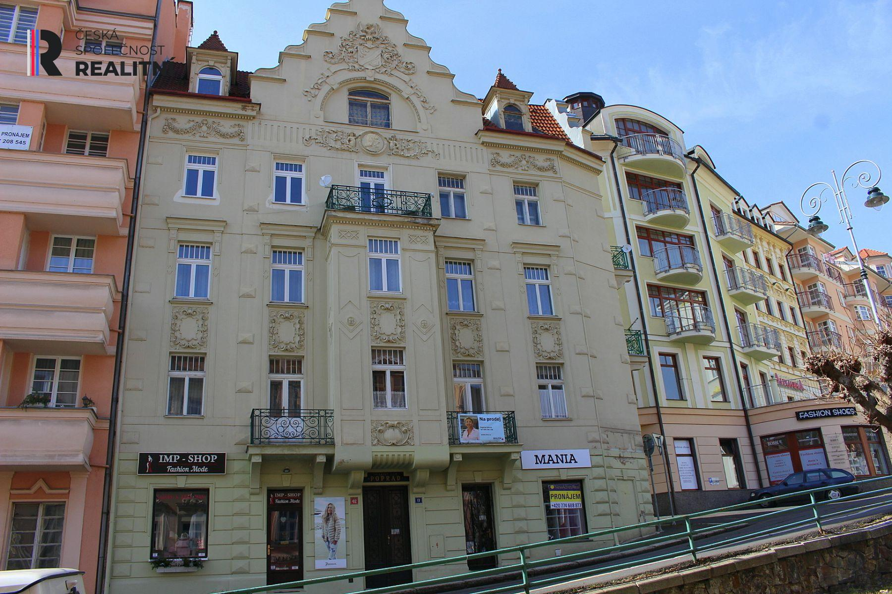 Prodej, Byt 3+1, 66m2, Karlovy Vary