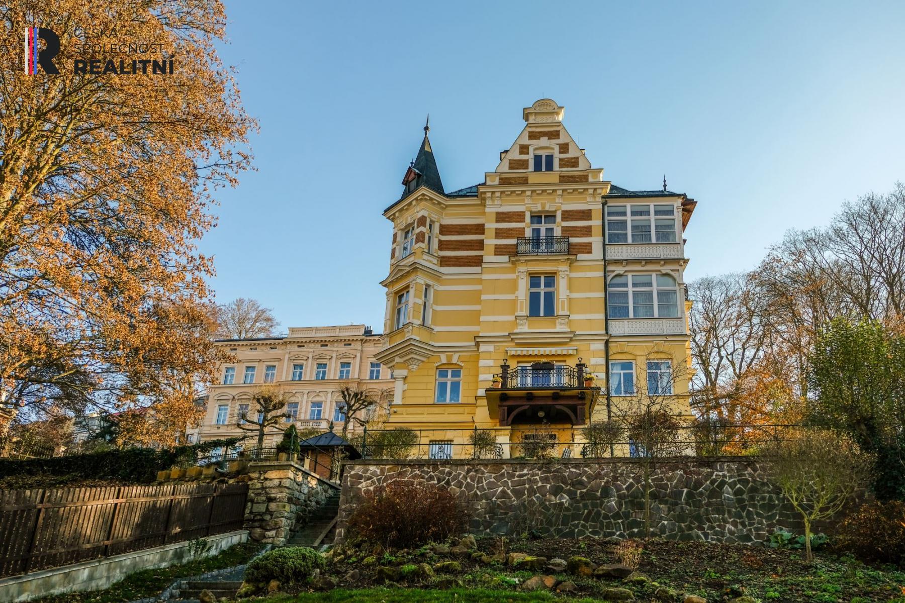 Prodej Vila MOSER Karlovy Vary