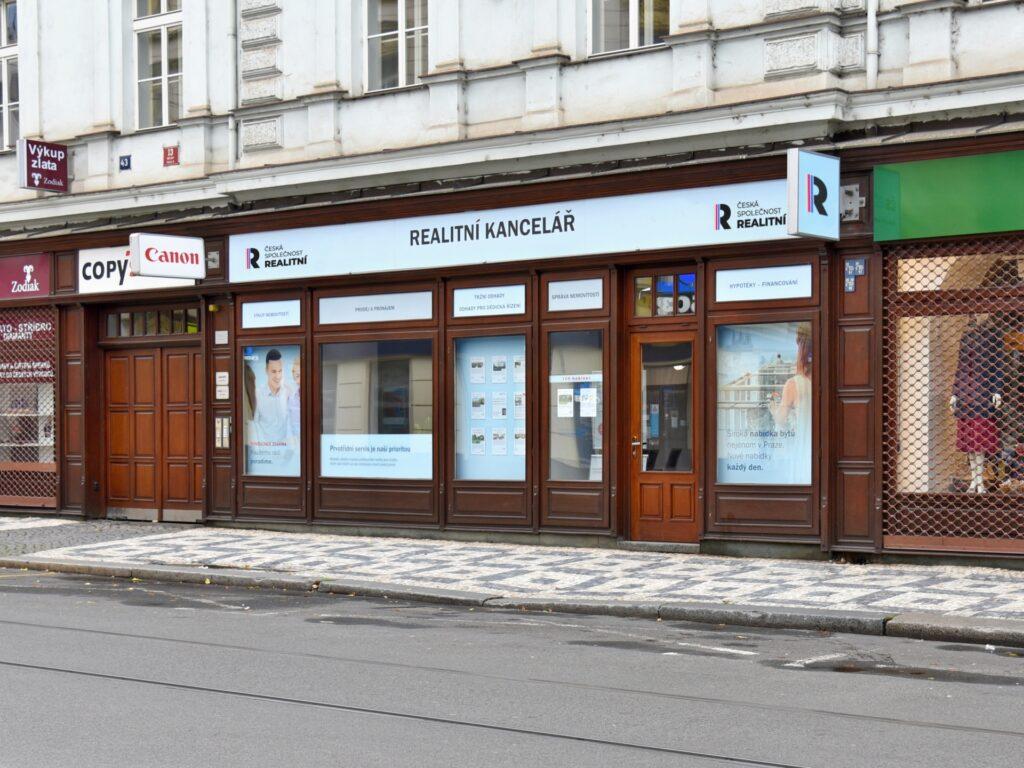 Prodej aSpráva Nemovitostí s.r.o.